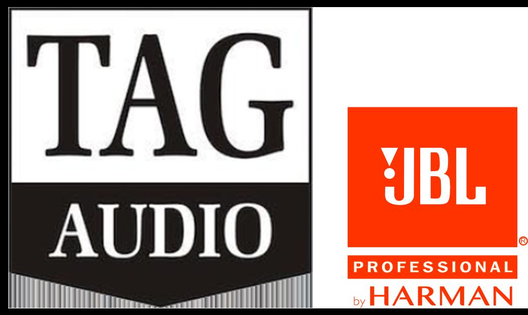 TAG AUDIO - JBL